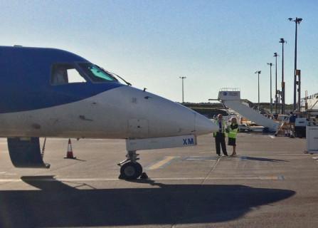 Dyce Airport Aberdeen